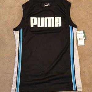 NEW Puma kids L (14-16)